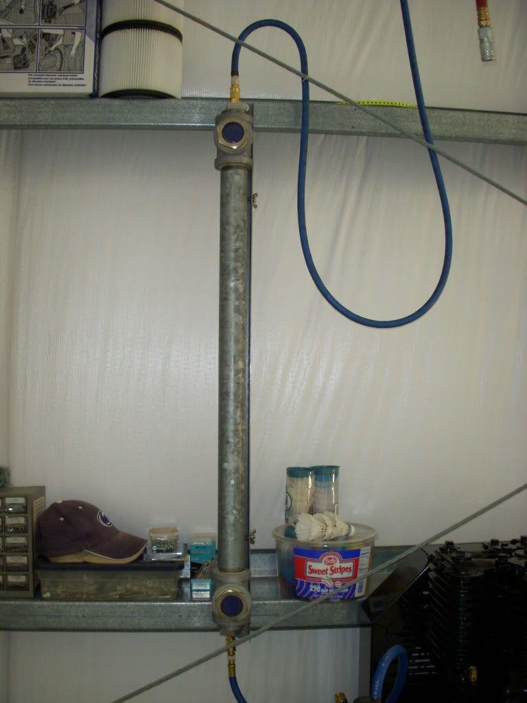 DIY Desiccant Dryer - http://www.powdercoatguide.com/2014/