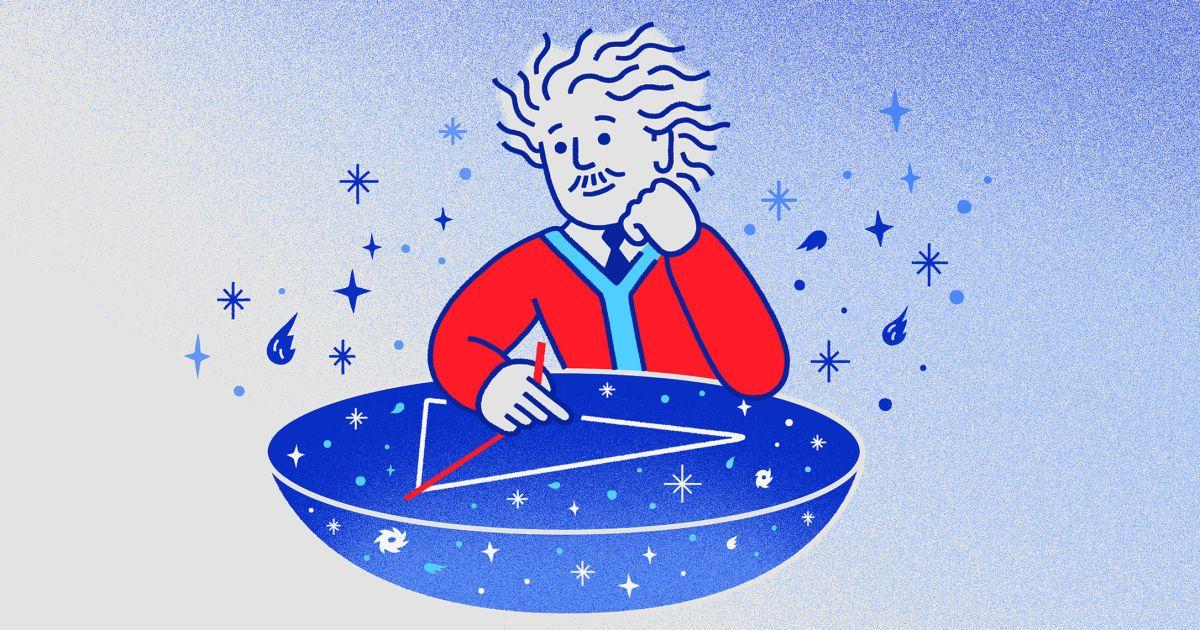 Einstein's First Proof Einstein, Pythagorean theorem