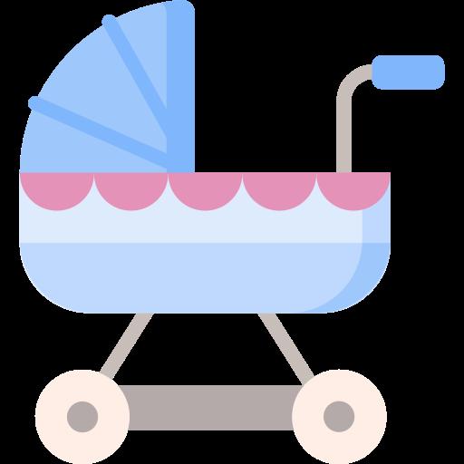 Cochecito de bebé | Icono Gratis
