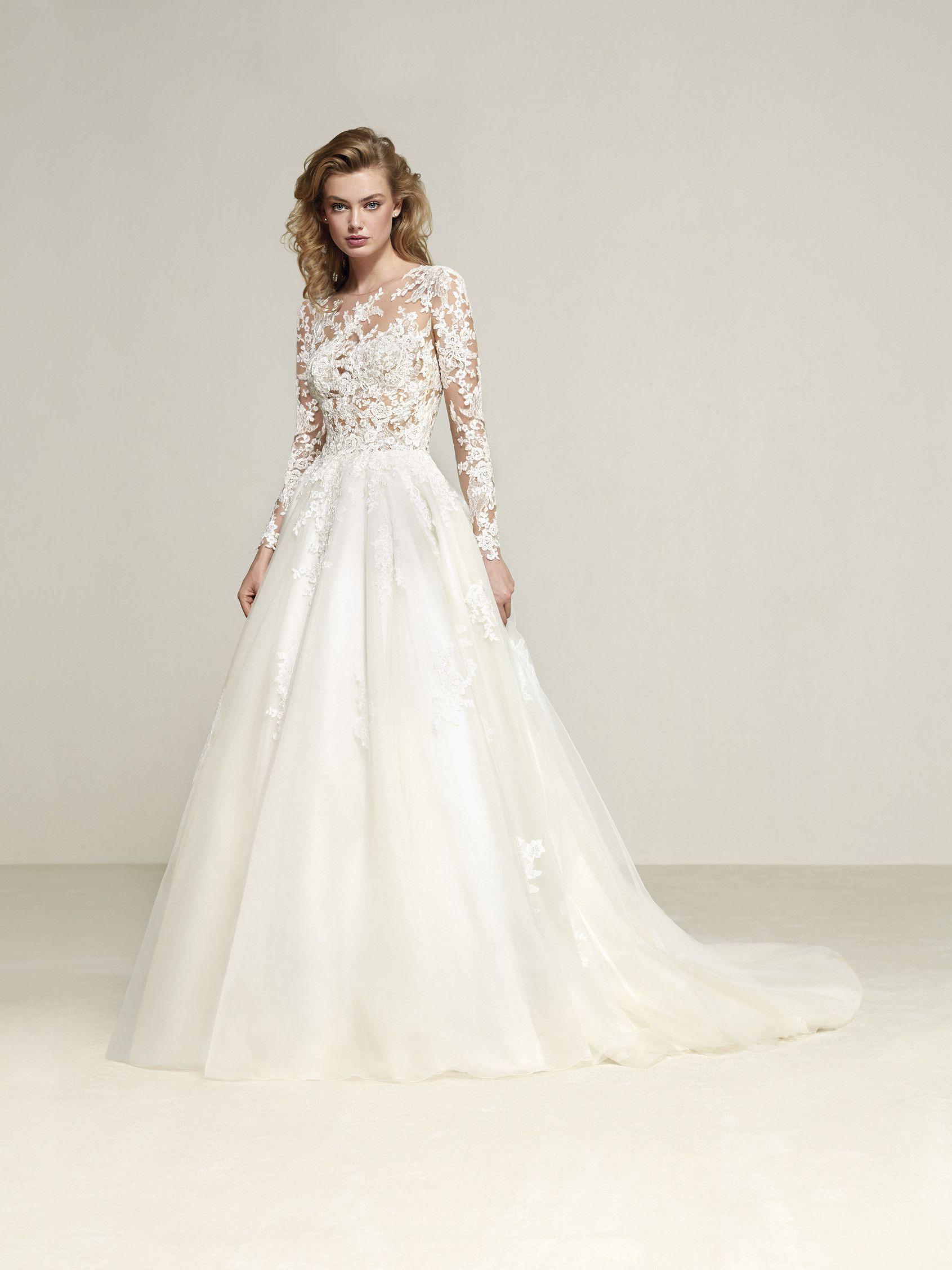 Märchenhaftes Brautkleid - Drizana | Wedding | Pinterest ...