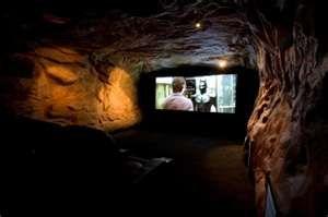 I luv BatMAn cave