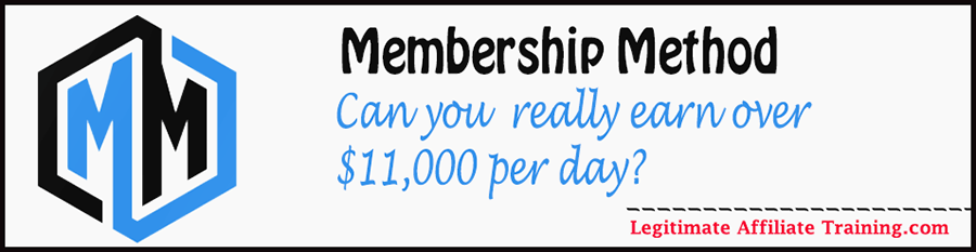 Membership Method  Deals Compare April