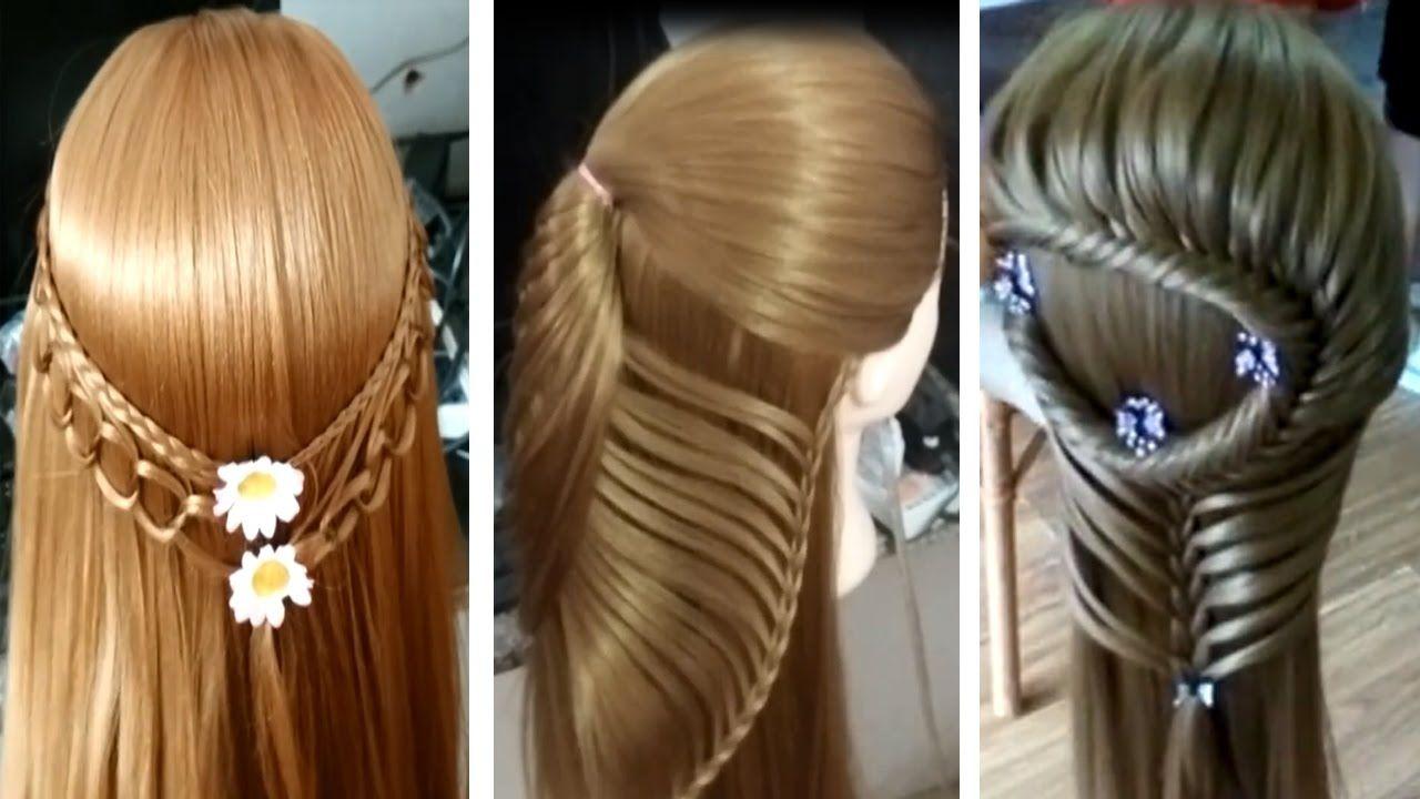 como hacer peinados faciles y bonitos p15 trenzas faciles y bonitas - Peinados Bonitos