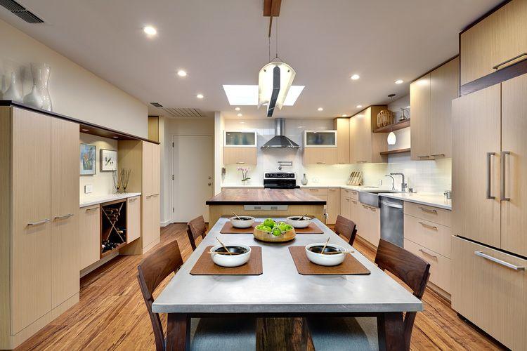 Nar Fine Carpentry Sacramento Kitchen Design Cabinetry modern zen ...