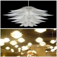 These lotus lights are so ethereal, you'll turn your home into a heavenly paradise!