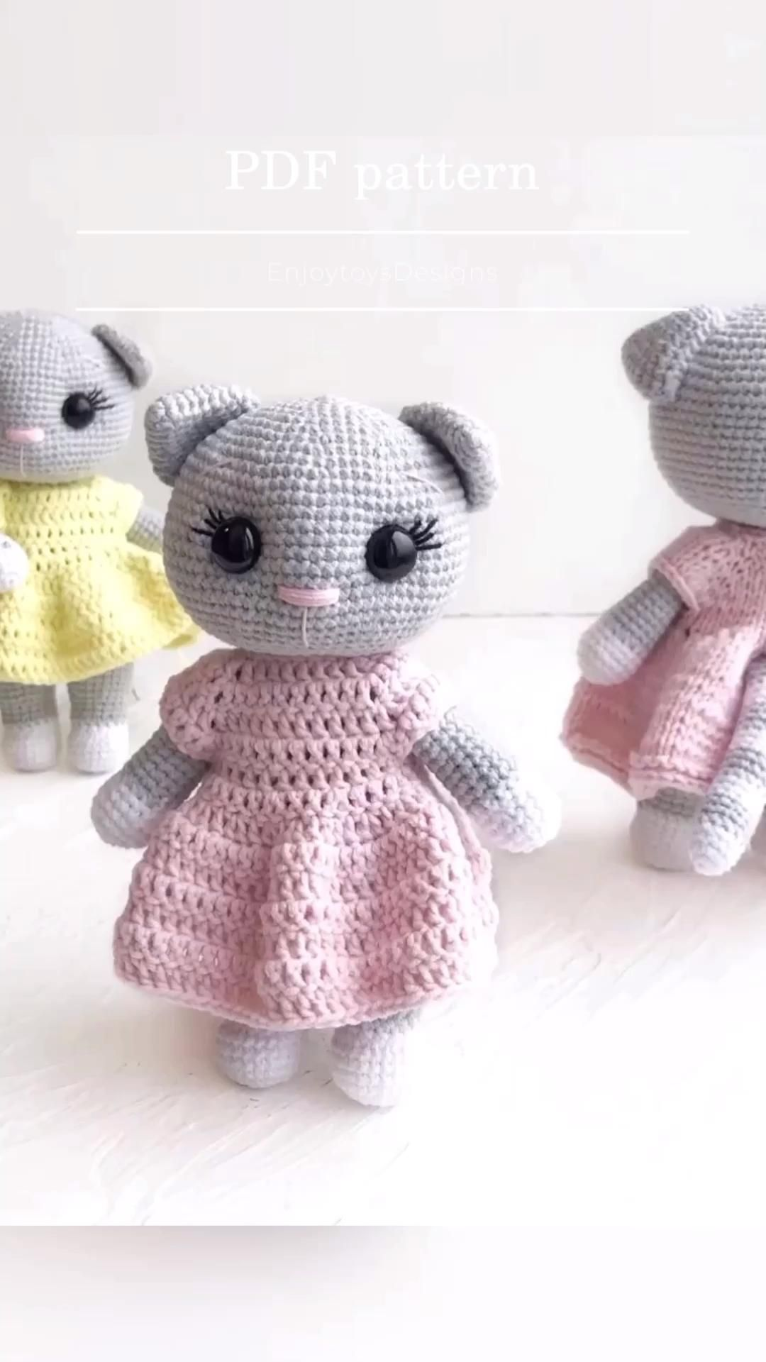 Amigurumi  Crochet Designer  Crochet Patterns  by