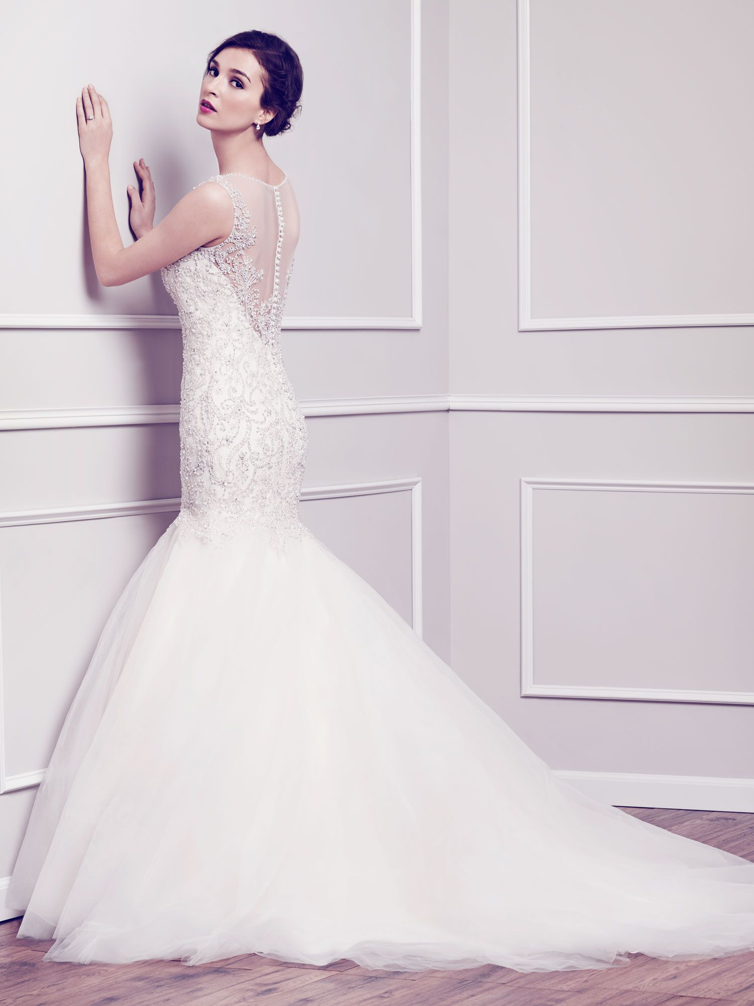 Wedding dresses styles  Kenneth Winston Style   Wedding Inspiration  Pinterest