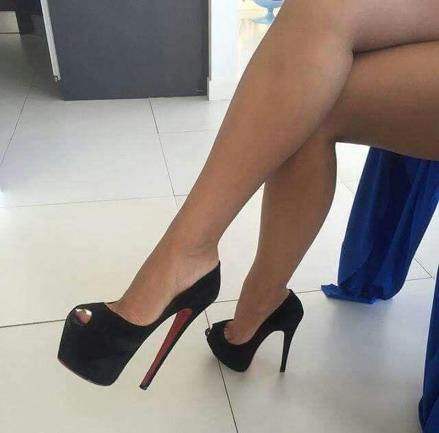 Порно в каблуках