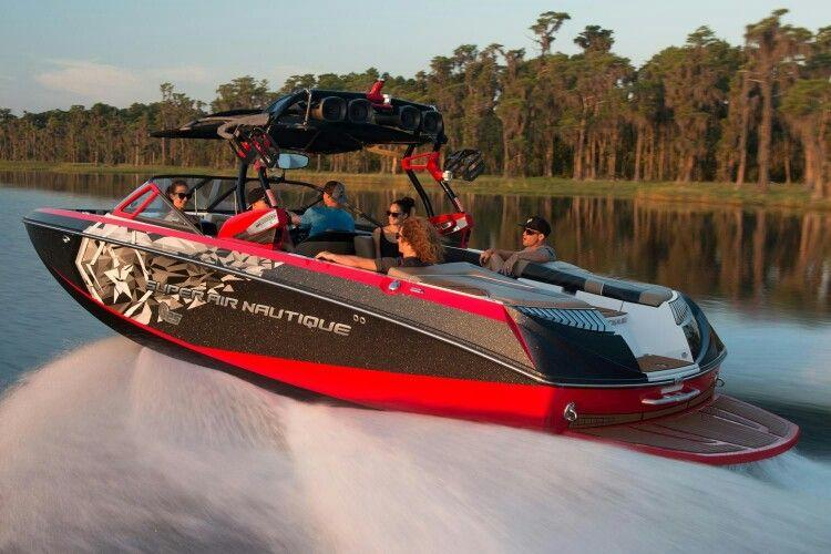 Nautique Air Supreme G25 Wakeboard boats, Mastercraft