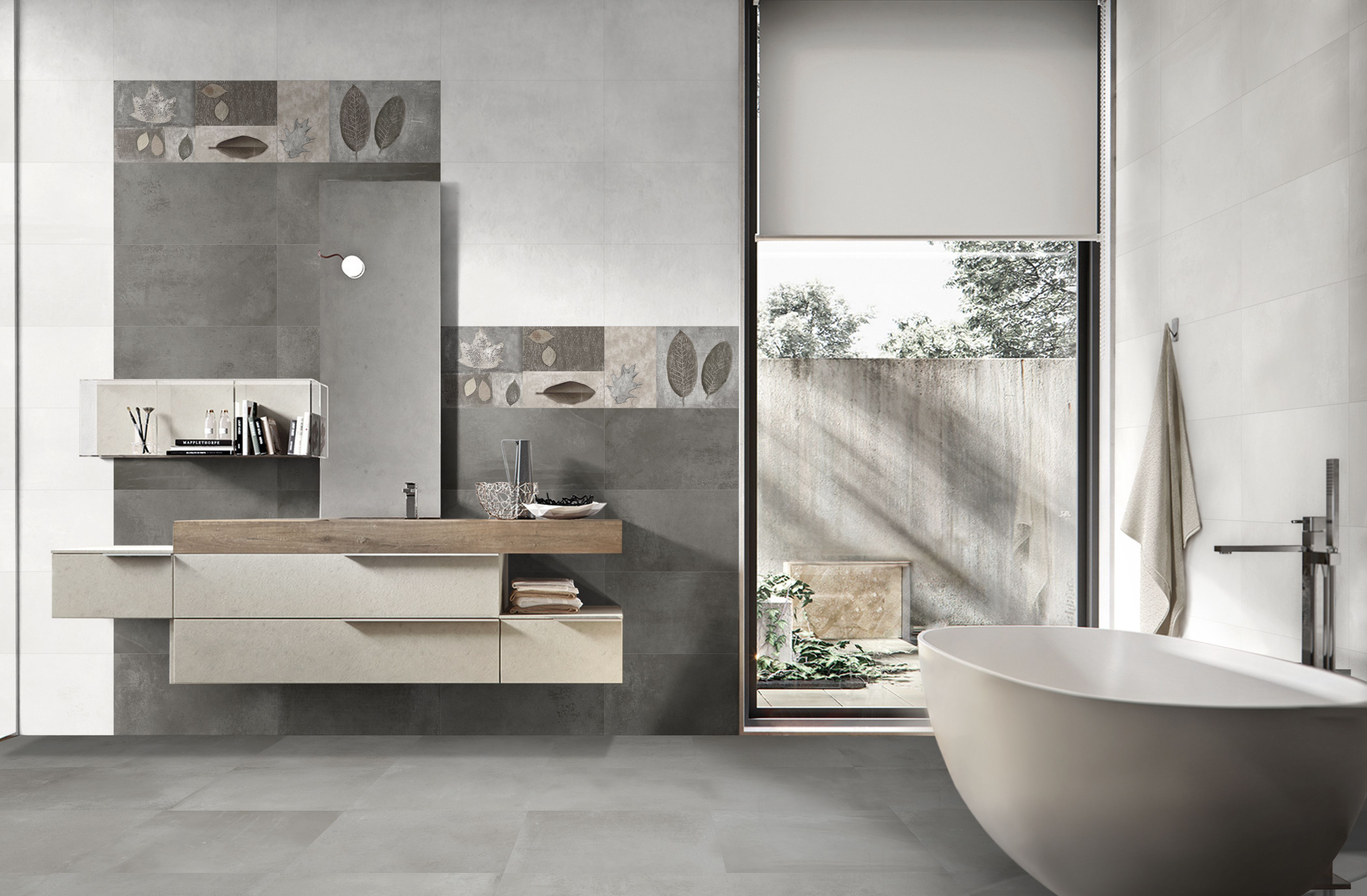 Pin by Novogres Ceramic Tiles on BATHROOM INSPIRATIONS | Pinterest ...