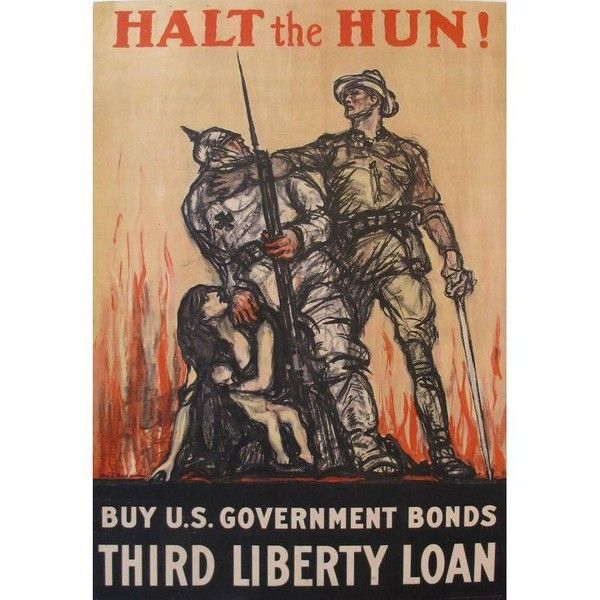 window world raleigh 1918 vintage american wwi poster halt the hun henry patrick raleigh to obtain necessary funds for world war i united states treasury resorted to 325 liked on