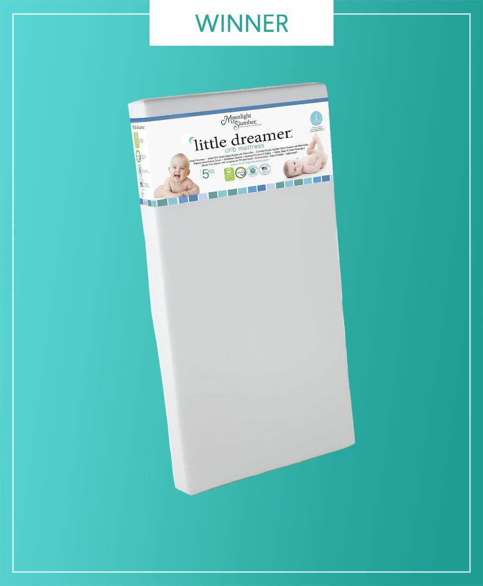 Best Crib Mattress Moonlight Slumber Little Dreamer Dual Sleep Surface Crib Mattress Best Crib Best Crib Mattress Crib Mattress