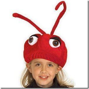 31fxjbgyxelsl500aa300 Ideas Pinterest Ant Costume Hats Y