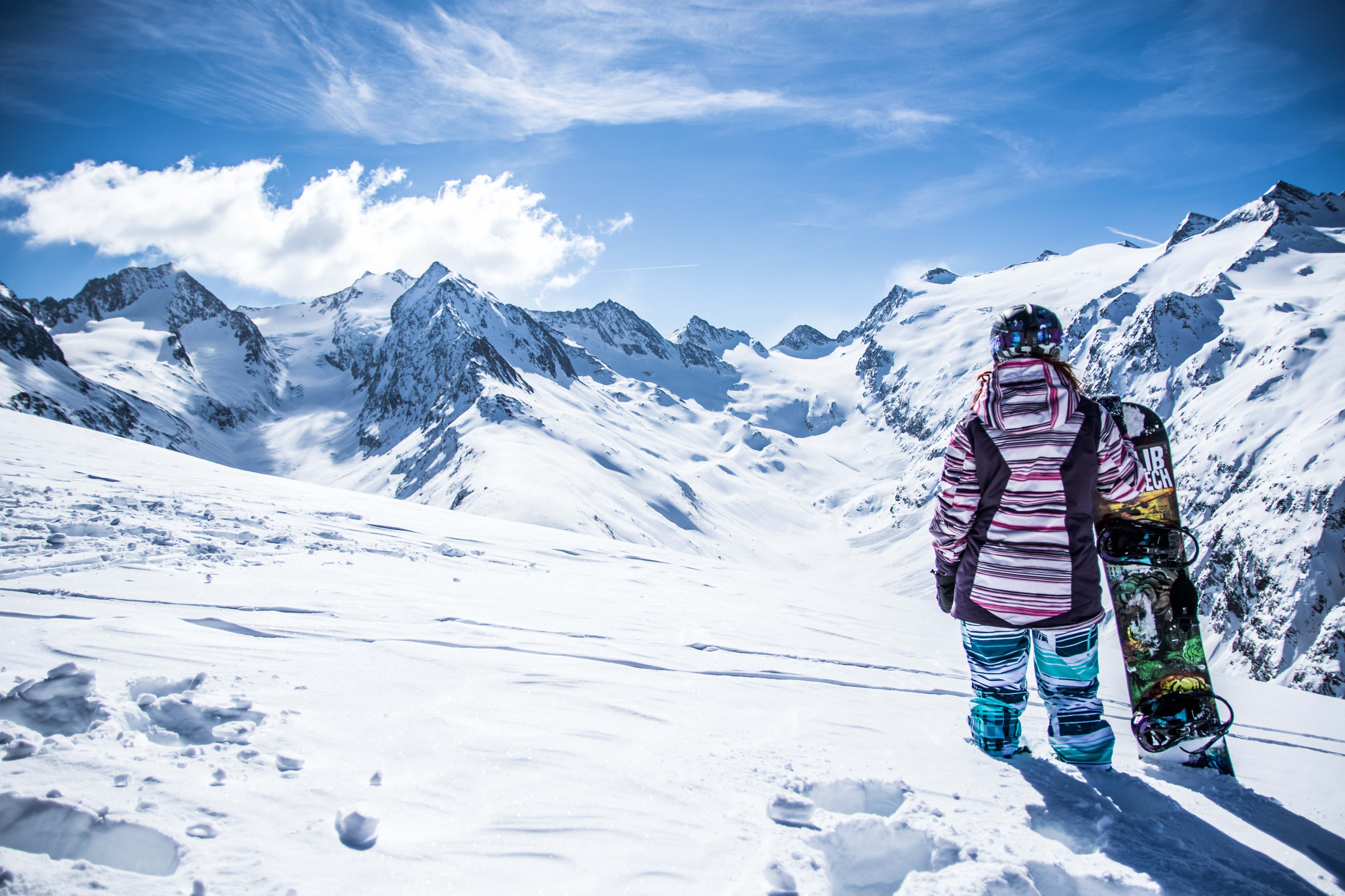 soelden snowboarding photography