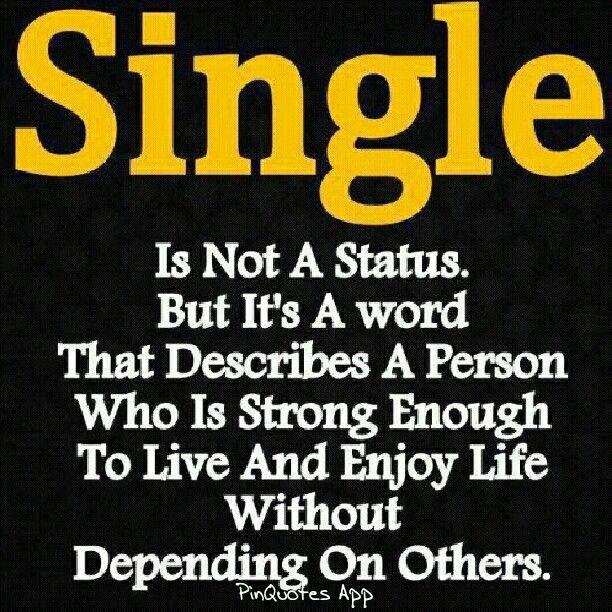 single ready to mingle status