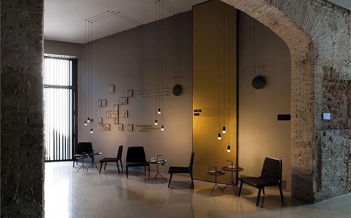 wireflow vibia licht verlichting lamp lampen interieur design eikelenboom