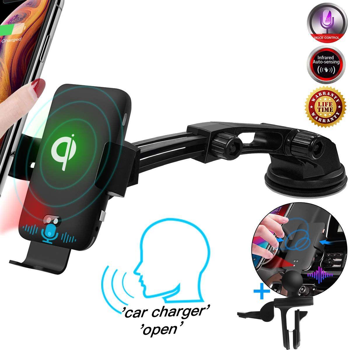 Night Light Unbelievable Qi Fast Wireless Charging