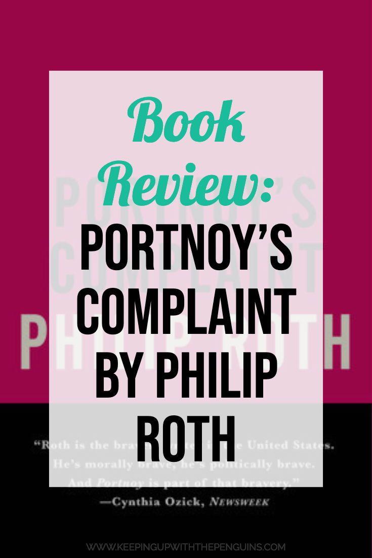 Portnoy S Complaint Philip Roth American Literature Philip