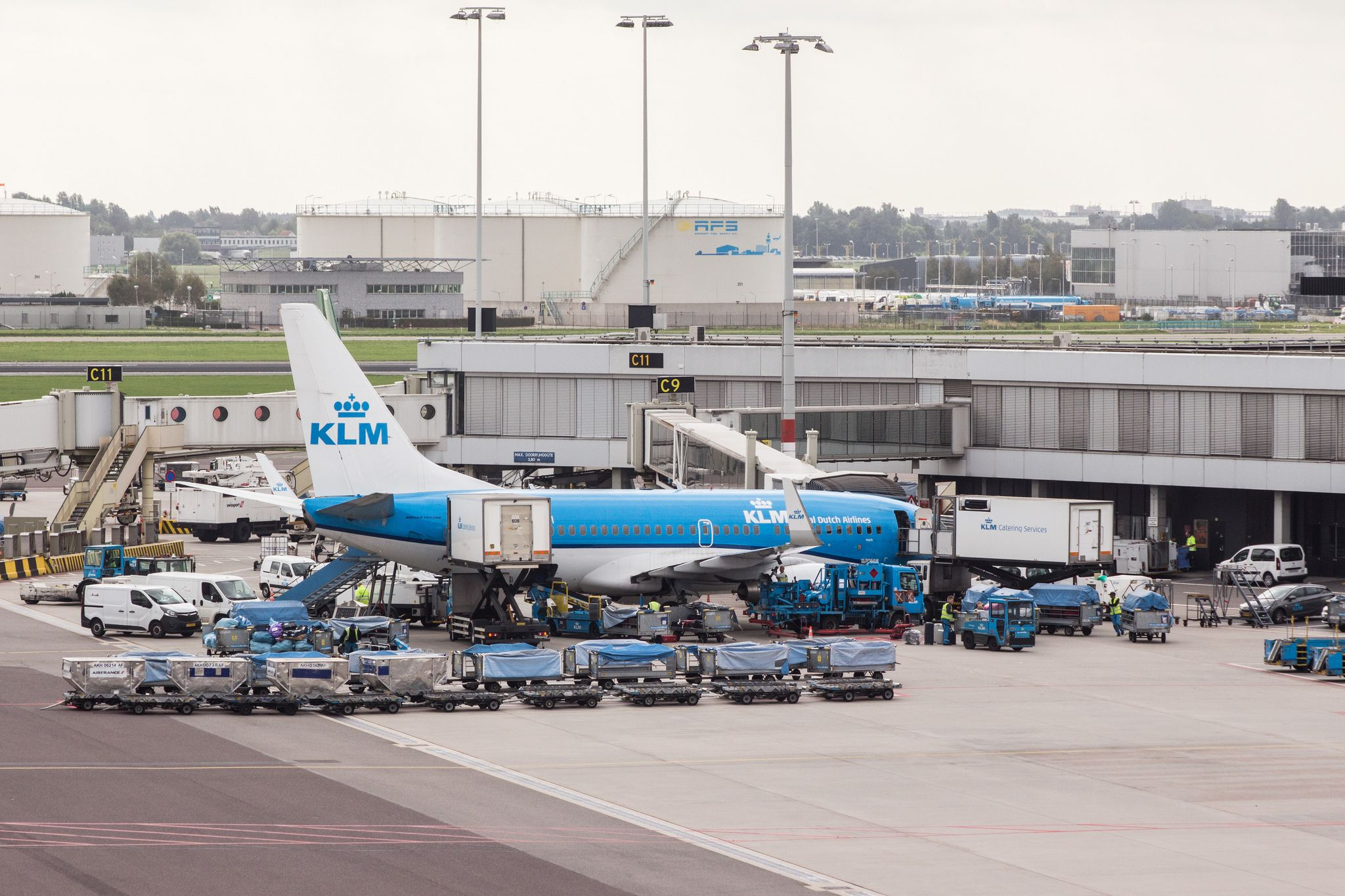 Amsterdam Schiphol Airport 11092018 Airport