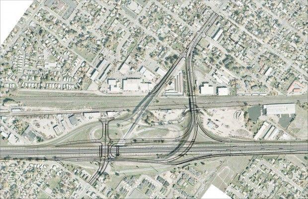Provo, UDOT agree on new I-15 Center Street interchange