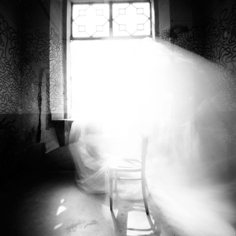 Pinhole Camera Made of Dreams and Passions-Zero Image. Photo by Ksenija Spanec
