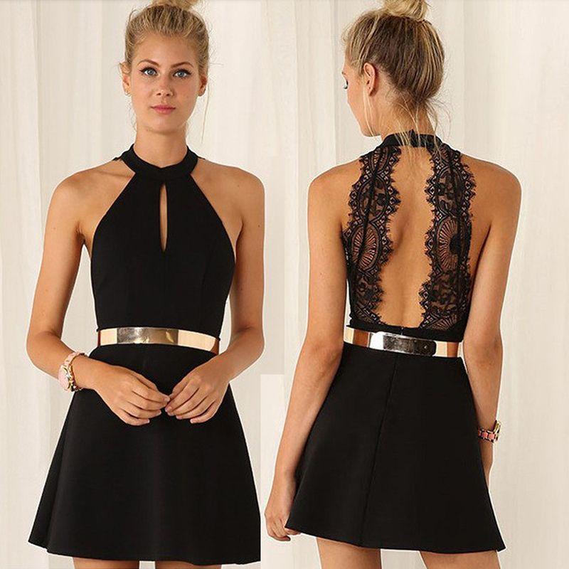 Image Result For Semi Formal Black Dresses Black Dresses