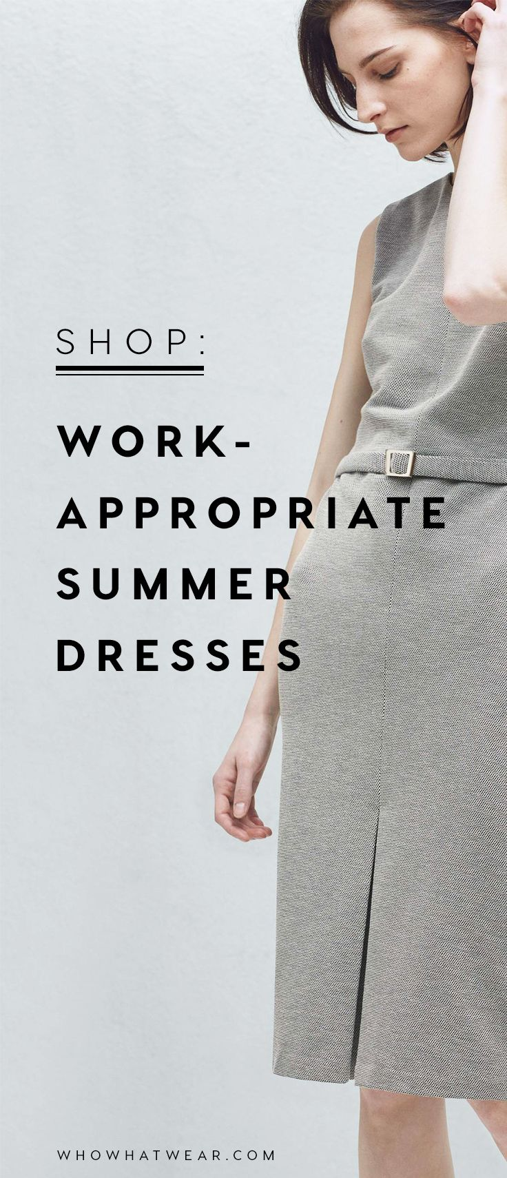 Dresses your can wear to the office in the summertime