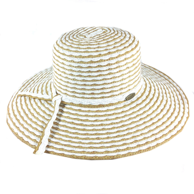 810da78ab Cappelli Straworld Wide Brim Straw Sun Hat with UPF 50+ Sun ...