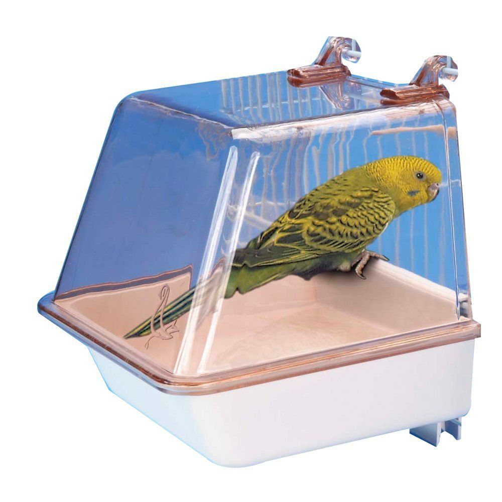 Bird Life Penn Plax Starter Kit Cage with Accessories for Small Parrots