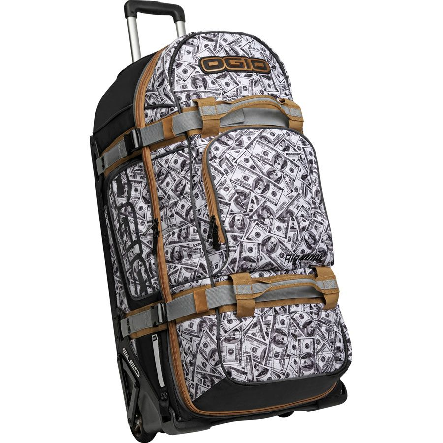 4a51cb206a39 Ogio Rig 9800 Wheeled Gear Bag - Benjamins Ltd Edition - Ogio Gear ...