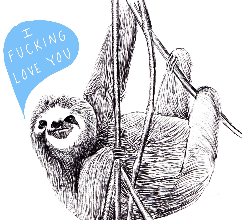 Animal Quotes, Sloth, My Spirit