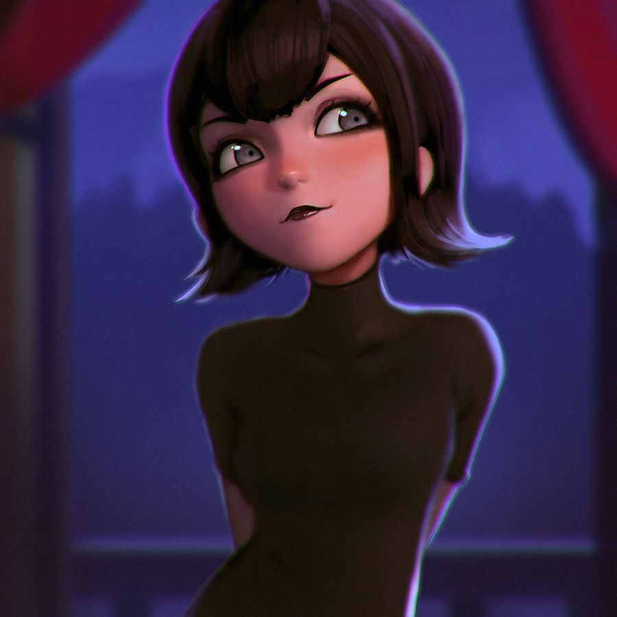 Mavis by KR0NPR1NZ.deviantart.com on @DeviantArt