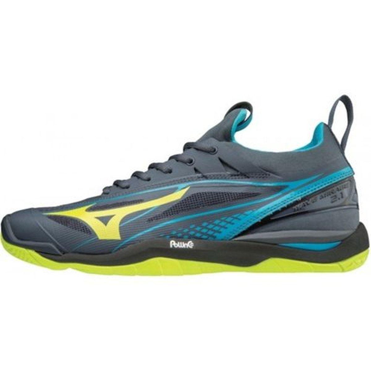 Chaussures Wave Mirage 2 1 Taille 40 1 2 42 43 44 45 46 Chaussure Mizuno Chaussure Bleu Marine