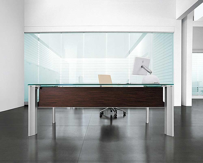 High Tech Office Furniture 2 Modern Executive Desk