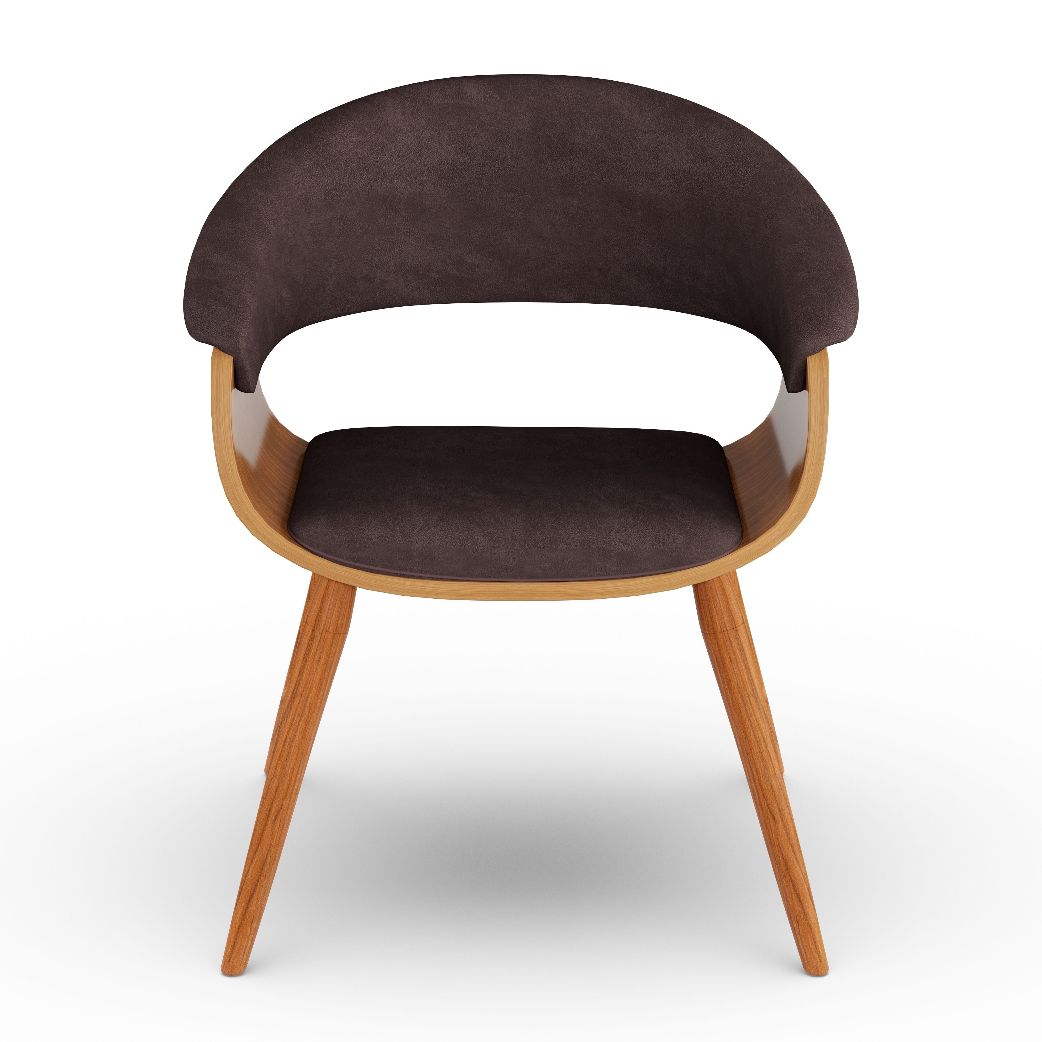 Palm Canyon Vintage Mod Mid Century Modern Accent Dining Chair