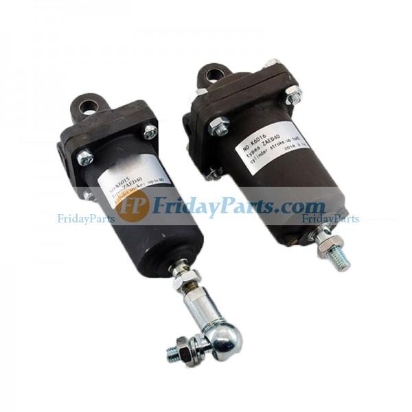 Gas Cylinder Screw Air Compressor Parts Servo Cylinder for