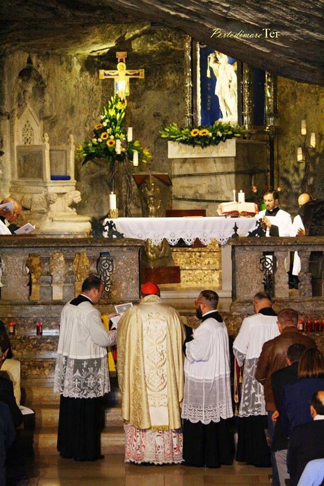 Celeste Basilica Santuario di San Michele Arcangelo - Monte Sant'Angelo (FG)