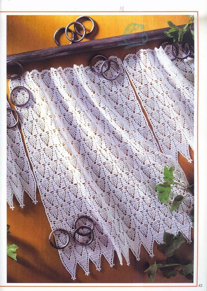 crochet curtain h keln gardinen crochet curtain pinterest gardinen gardinen h keln und. Black Bedroom Furniture Sets. Home Design Ideas