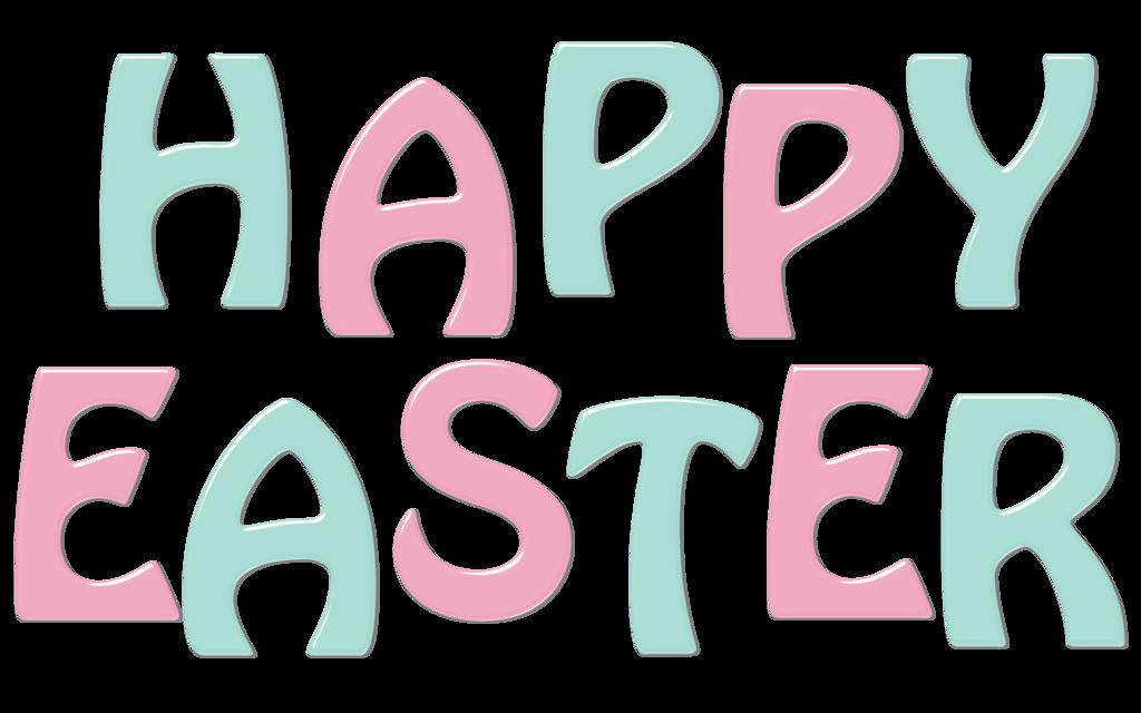 Happy Easter Word Art D3 Happy Easter Word Art Easter
