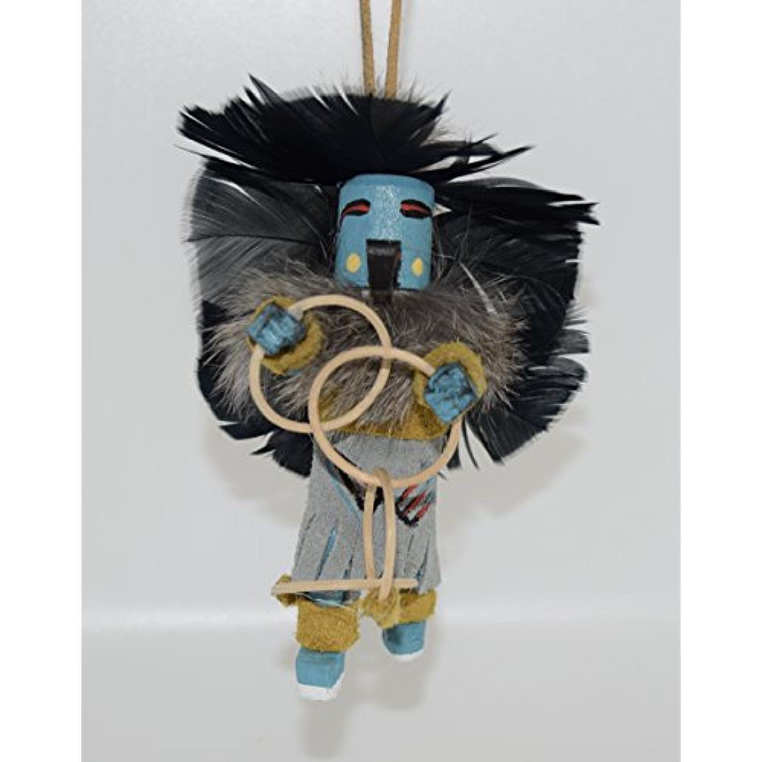 Hoop Dancer Kachina Christmas Tree Ornament * Want