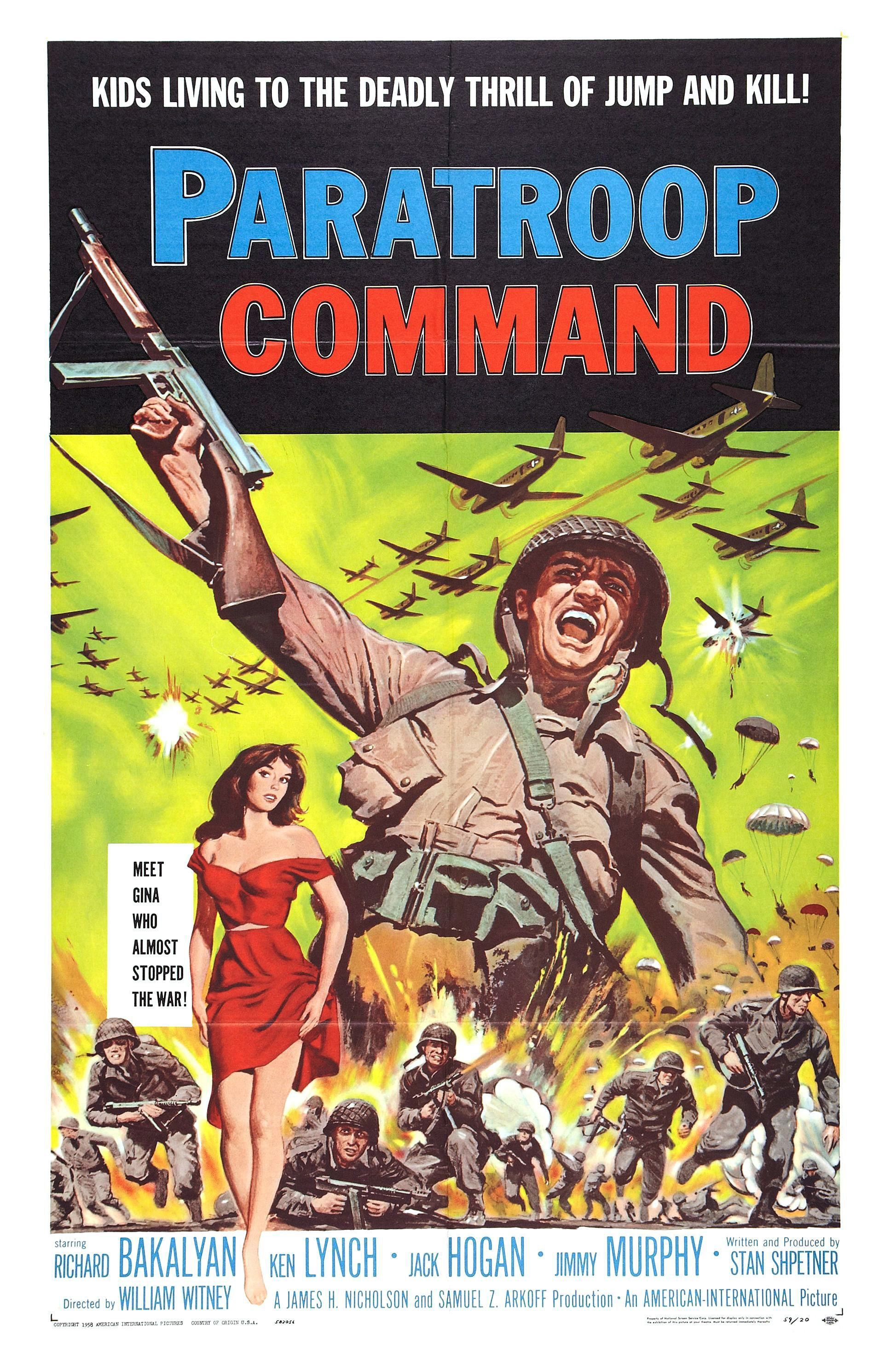 War Movie Posters 1950s January 31st 2012 Tags Aip William