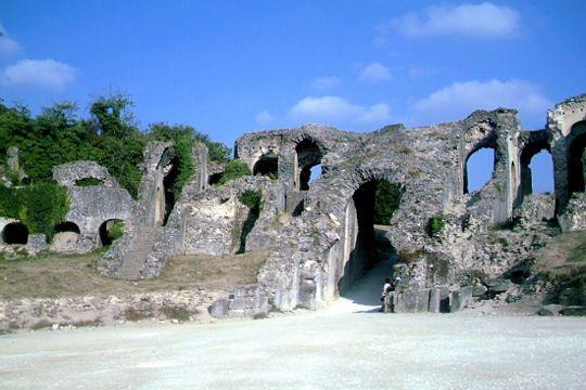 L'amphitéatre de Saintes