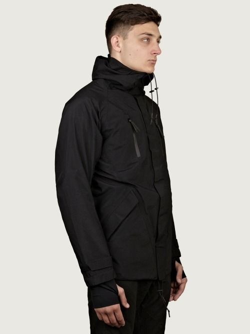 11 by Boris Bidjan Saberi Technical Jacket