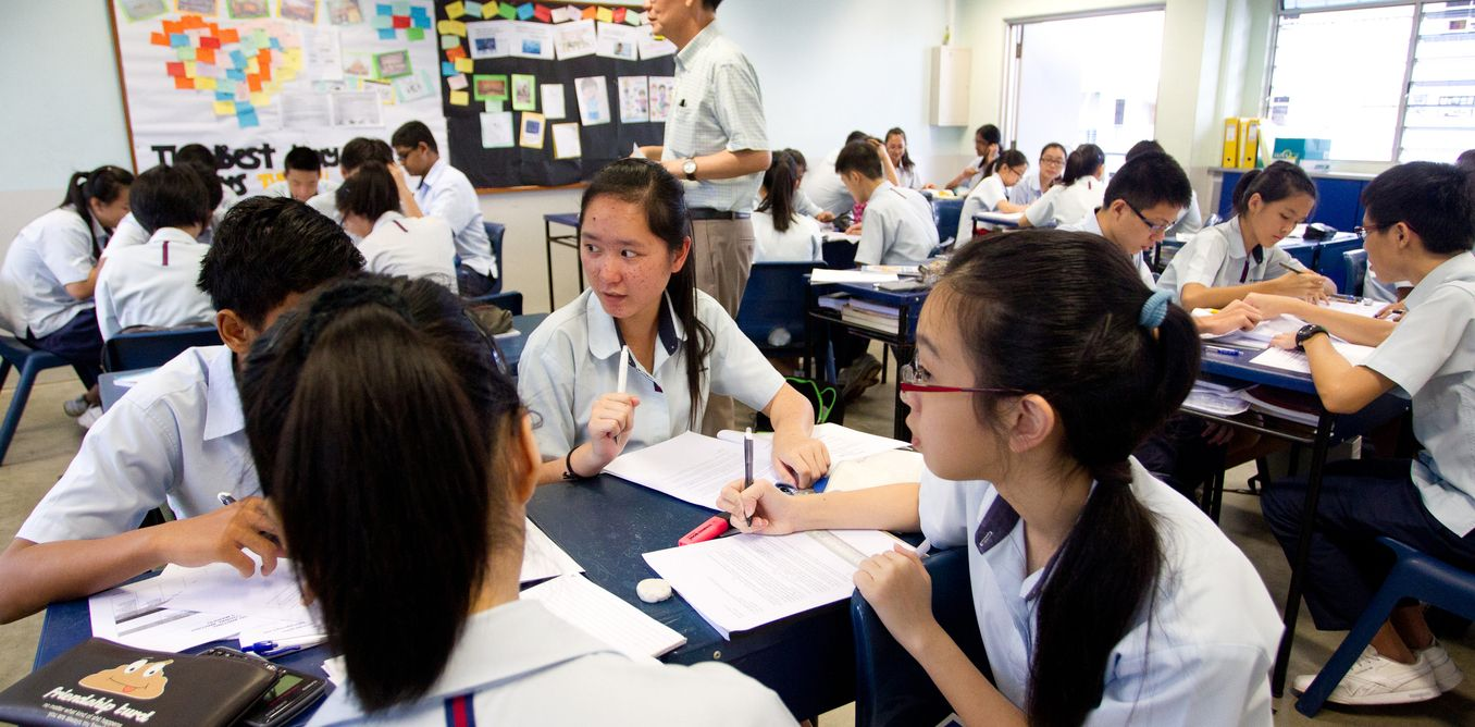 Why is Singapore's school system so successful, and is it