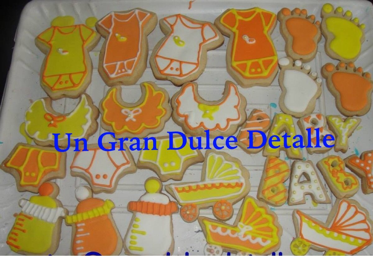 Galletas Decoradas Baby Shower Galletas Para Baby Shower Galletas Decoradas Pinterest