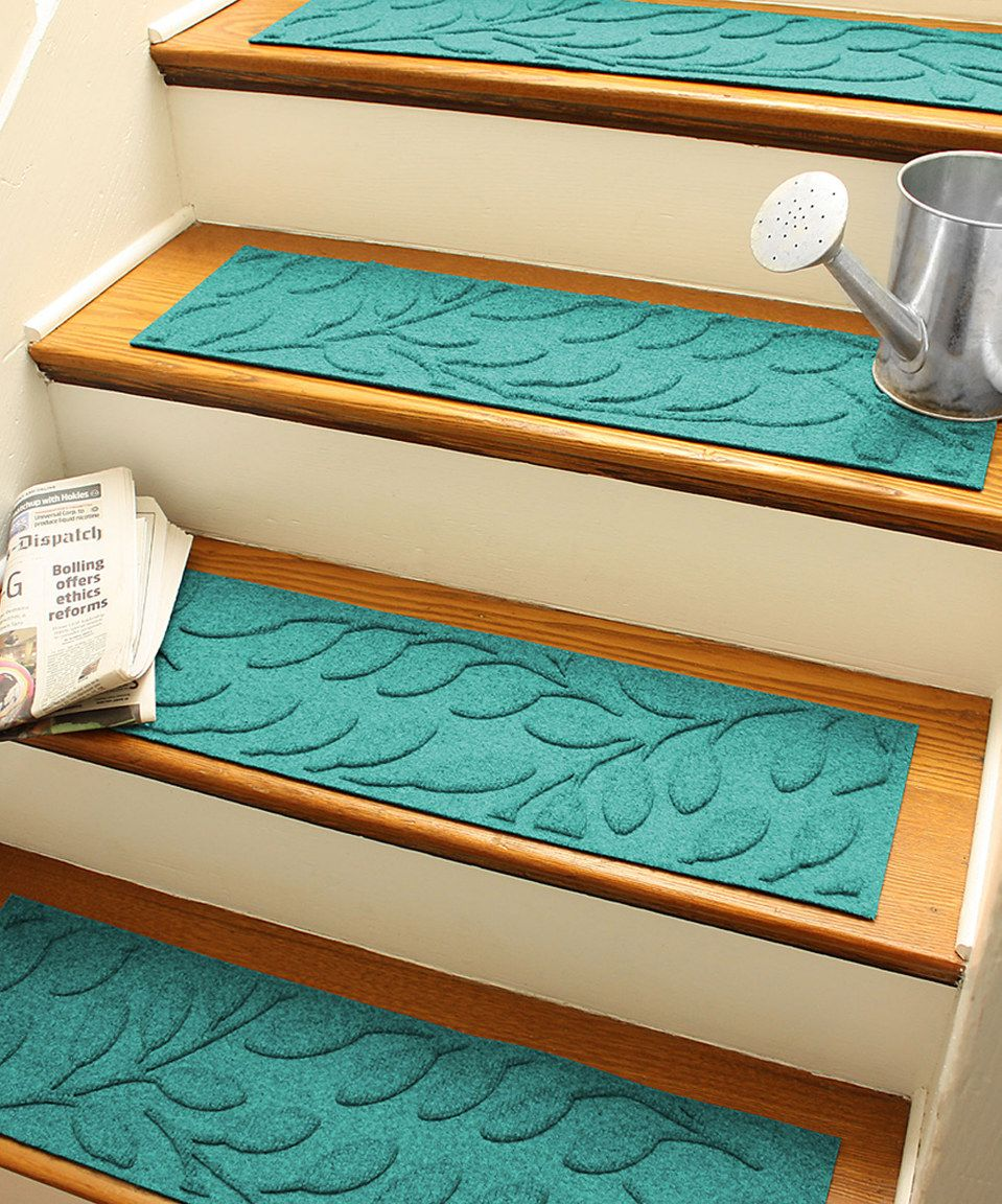 Love This Brittany Leaf Stair Treads Set Of Four By