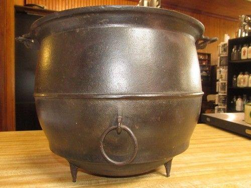 Mid-1800s Mush Pot