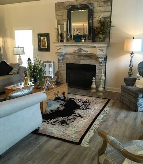 Our Blacksmith Oak Laminate Color Steam Grounds This