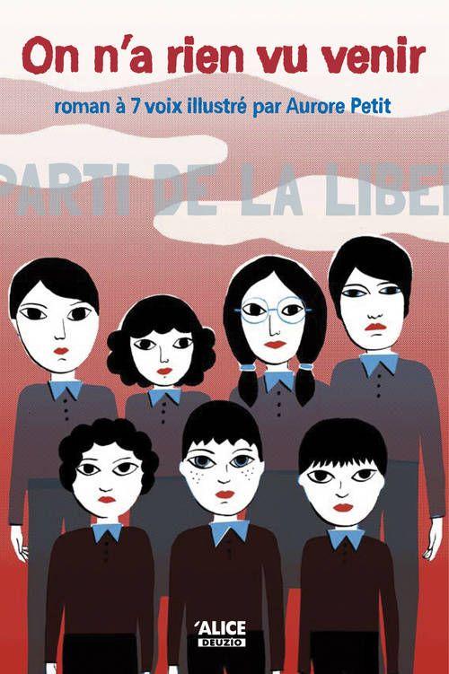 """""""On n'a rien vu venir"""", Editions Alice. 7 auteurs pour 7"""