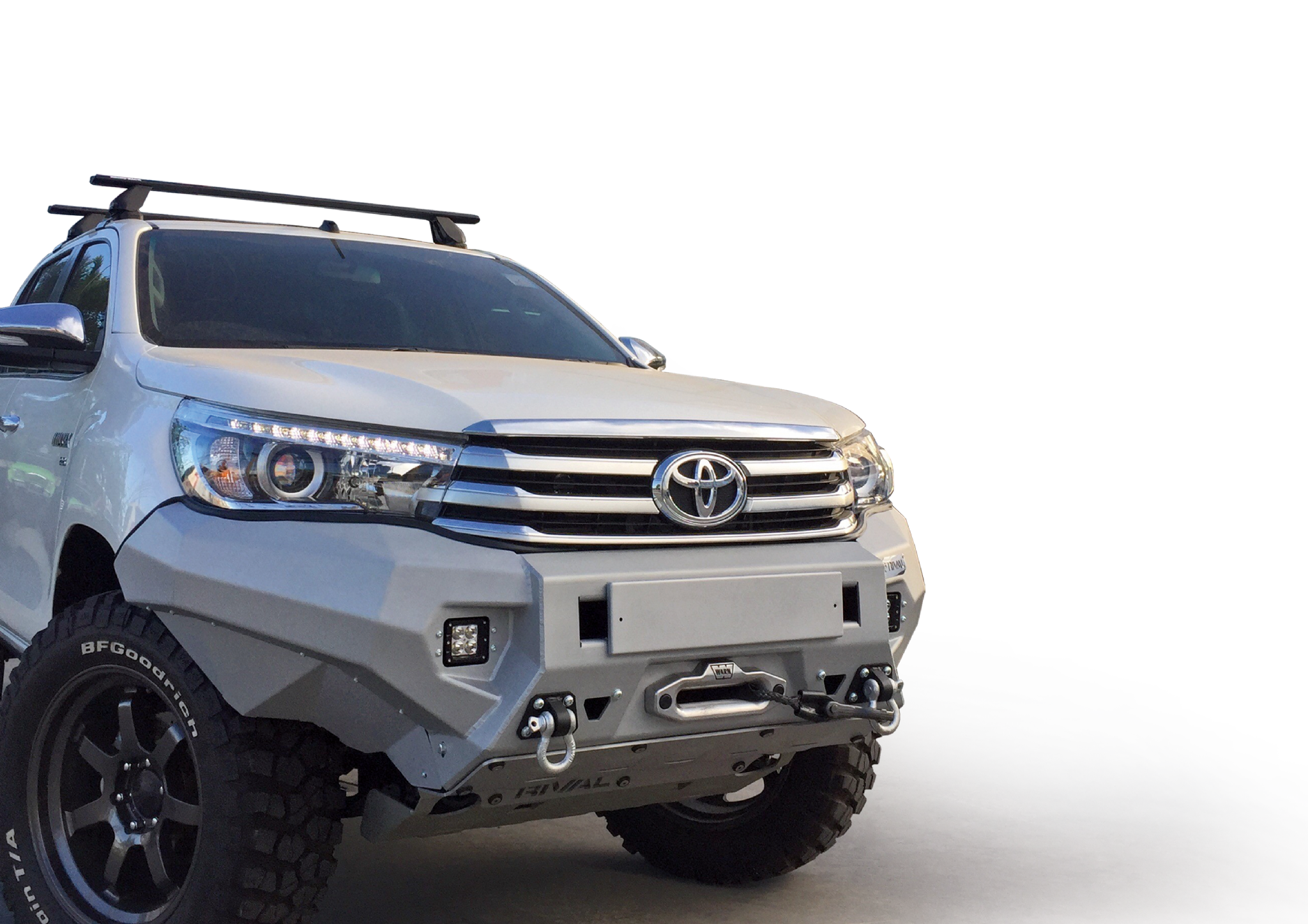 toyota hilux 2016 front bumper trucks pinterest toyota 4x4 and cars. Black Bedroom Furniture Sets. Home Design Ideas